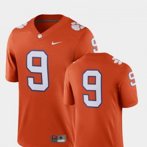 Men Football 2018 Game #9 CFP Champs college Jersey - Orange